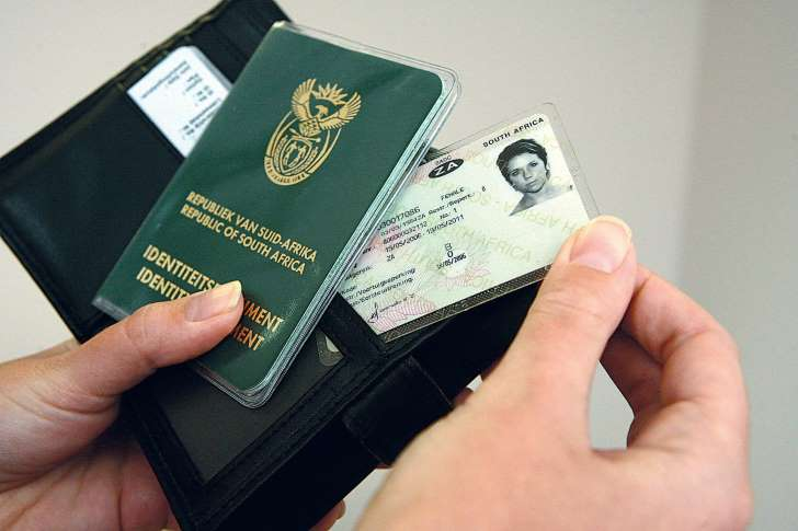 THE LIFESPAN OF THE SOUTH AFRICAN GREEN ID BOOK